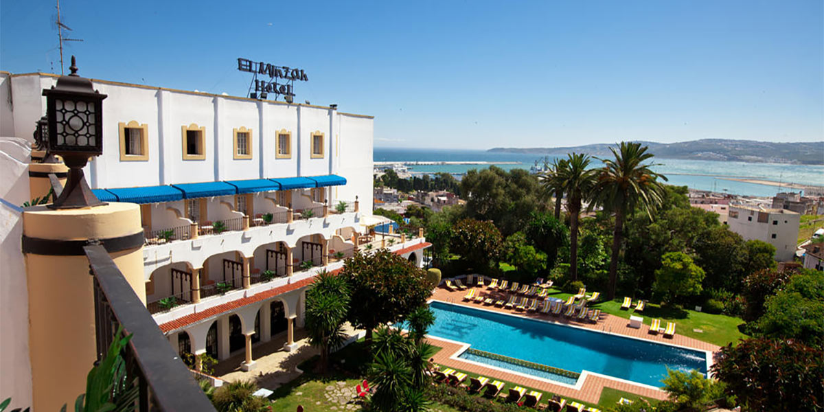 Estancia Golf Hotel Minzah Tanger Marrueco
