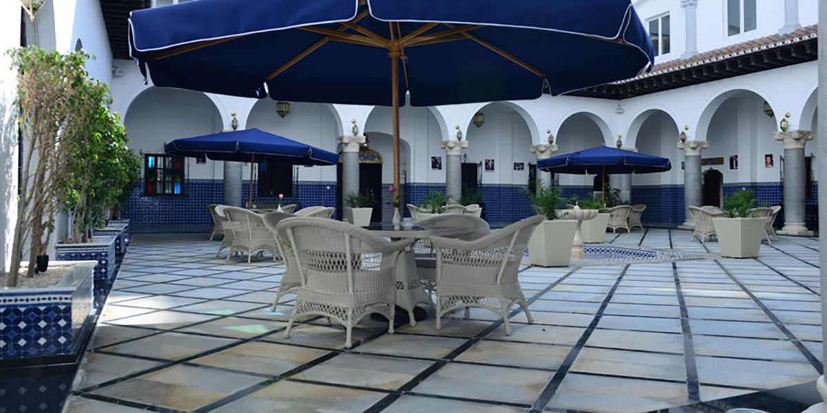 Estancia Golf Hotel Minzah en Tanger Marrueco