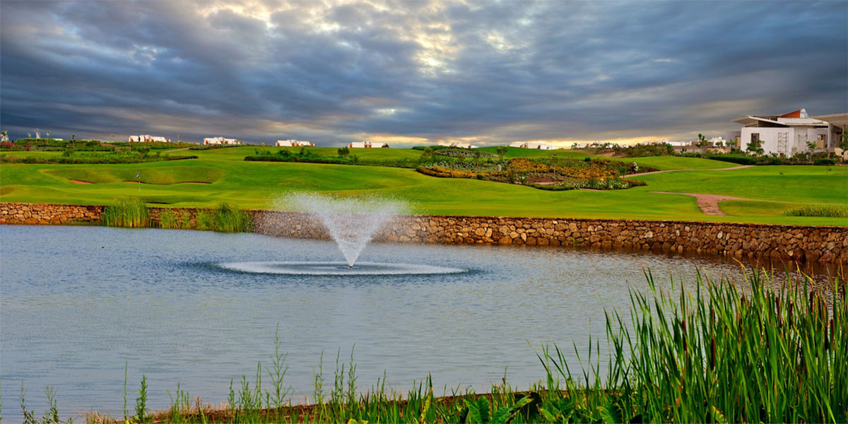 Golf and hotel Rabat Morocco