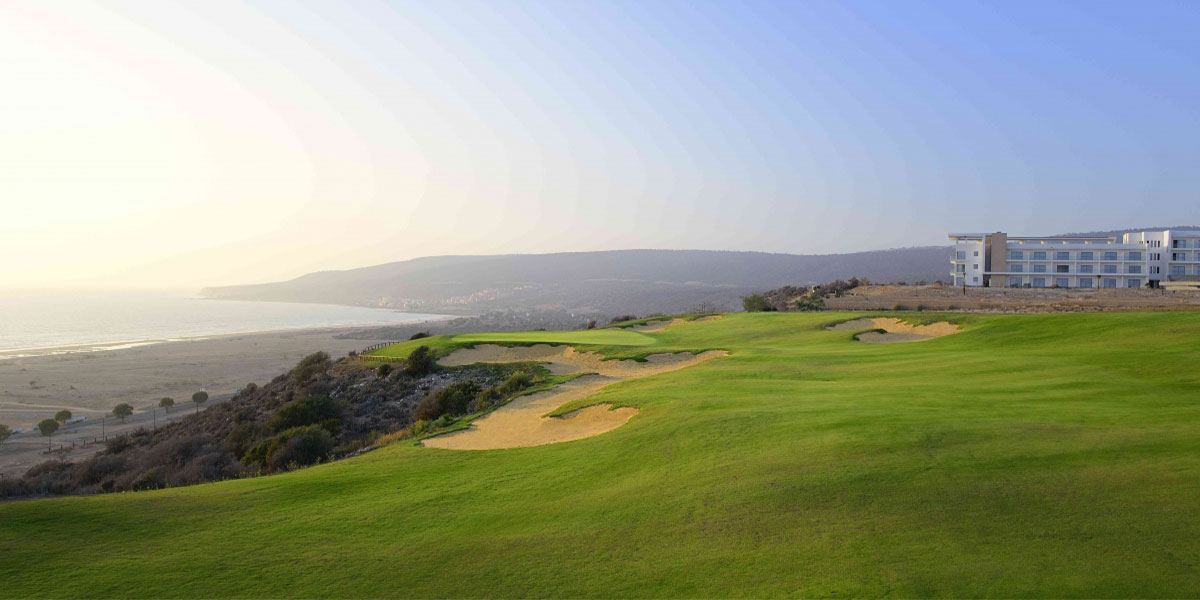 Golf + hotel Hyatt-Place Agadir Marrueco