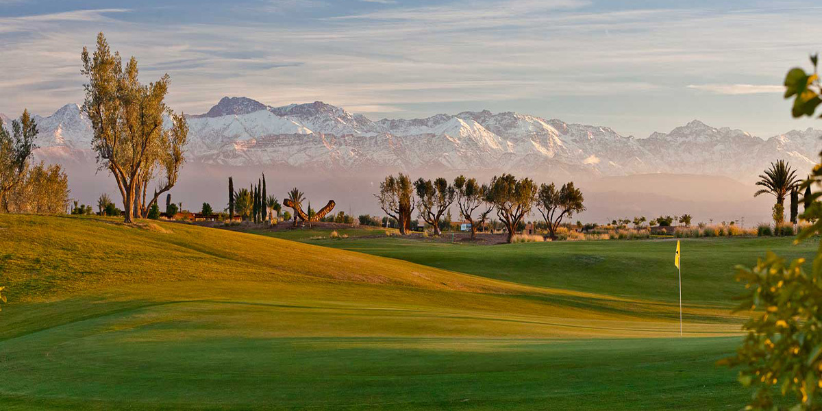 Golf de Al Maaden Marrakech