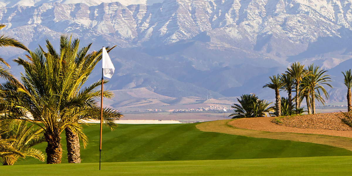 Golf de Assoufid Marrakech