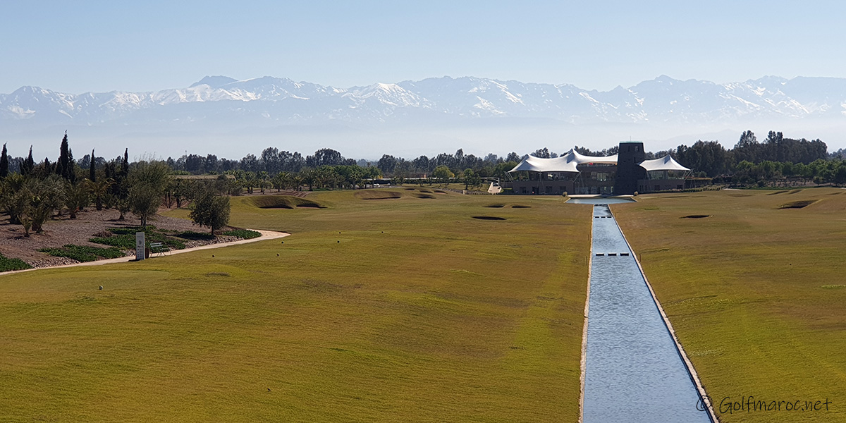 Golf de La Noria Marrakech