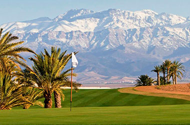 Golf holidays Marrakesh